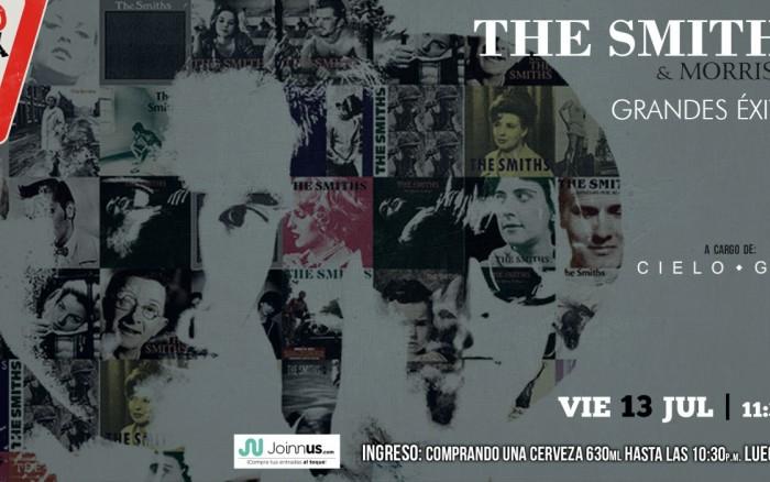 """The Smiths """"Grandes Exitos"""" Por Cielo Gris"""