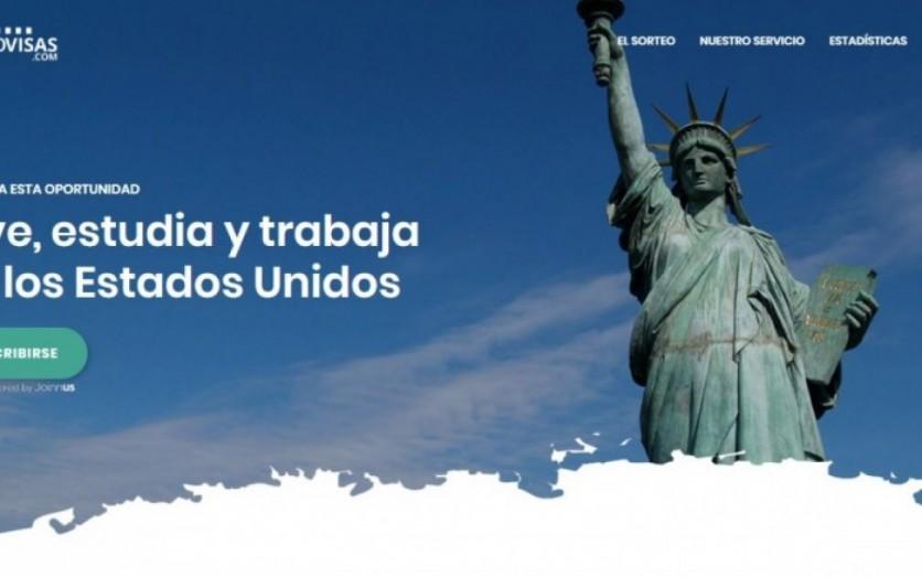 Asesoría para el sorteo de visas de residencia a USA