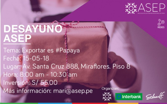 Exportar es #Papaya /  / Joinnus