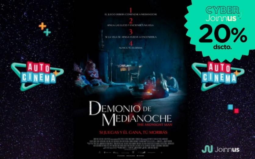 Demonio de  Medianoche (Subtitulada)