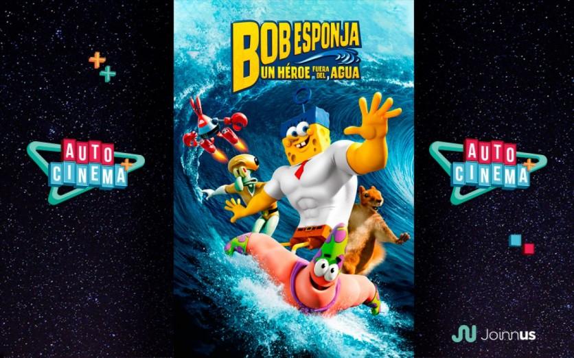 Bob Esponja - Un héroe fuera del agua  (doblada)
