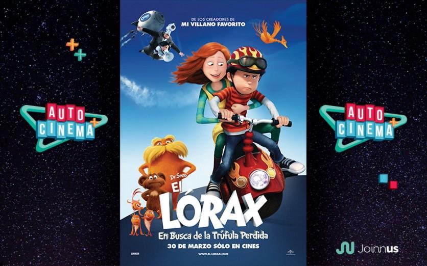 El Lorax en Busca de la Trúfula perdida(doblada)