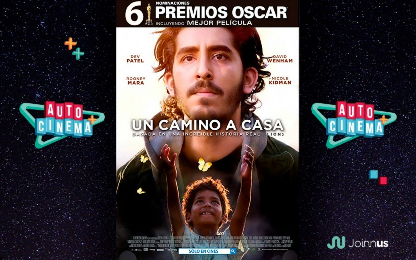 Lion Camino a Casa (subtitulada)