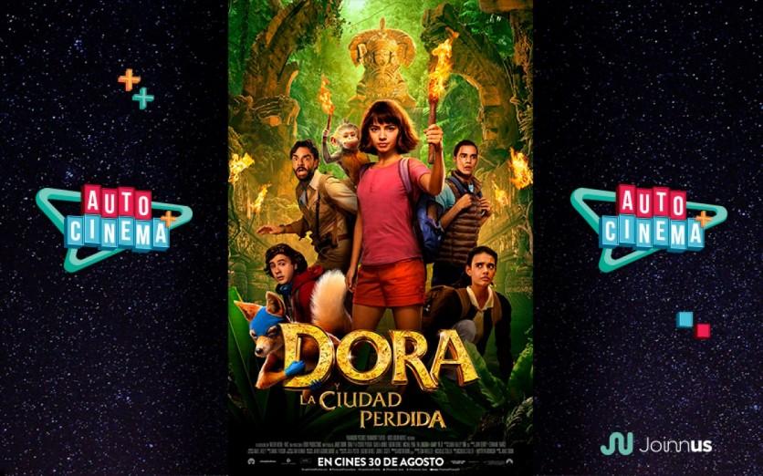 Dora y La Ciudad Perdida (doblada)
