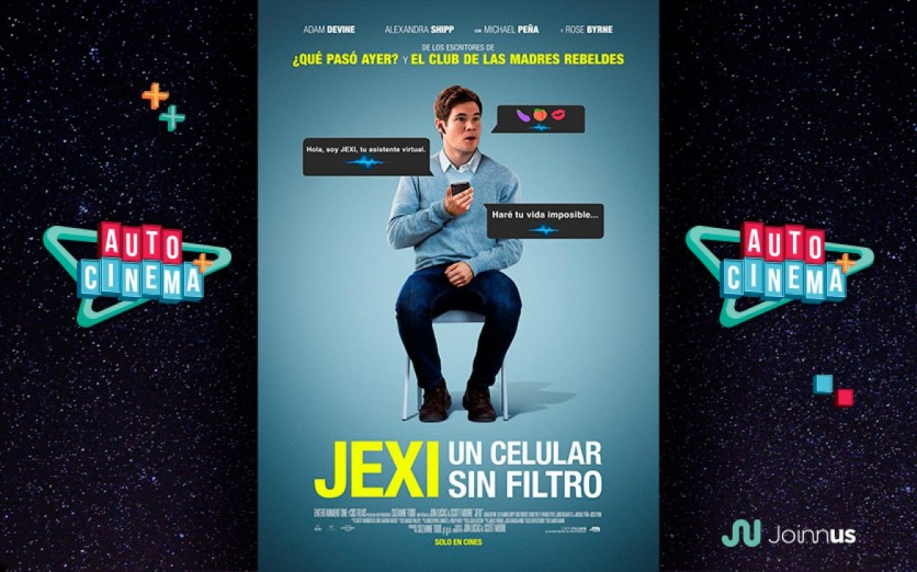Jexi, un celular sin filtro (subtitulada)