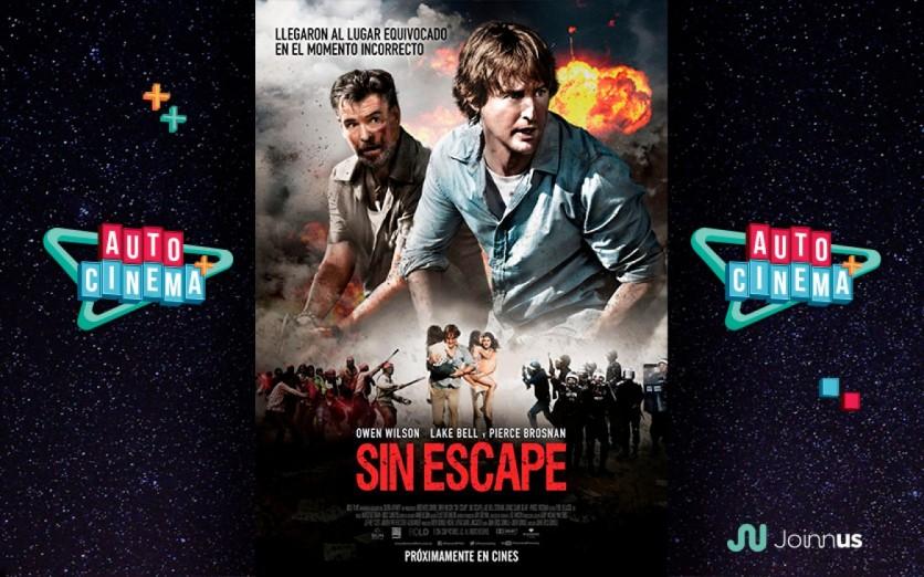 Sin Escape (doblada)