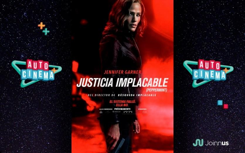 Justicia Implacable (subtitulada)