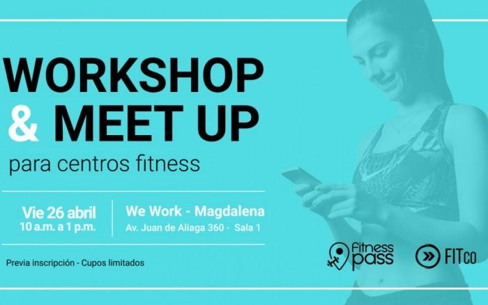 Meet-Up para centros fitness en Lima
