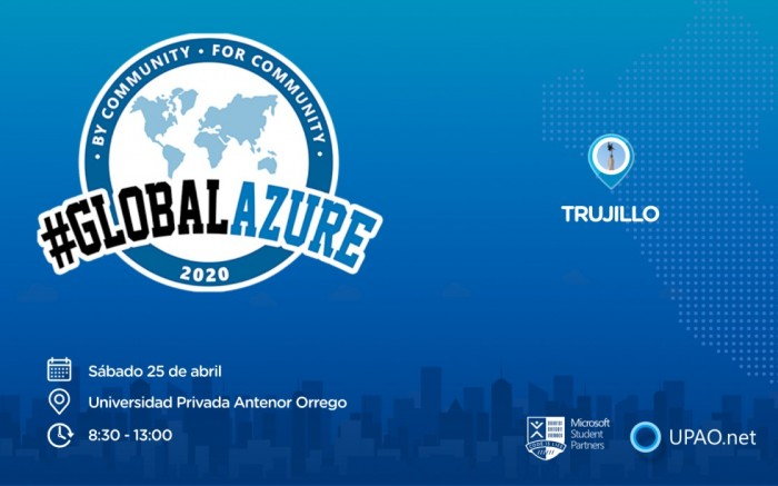 Global Azure Bootcamp Trujillo 2020