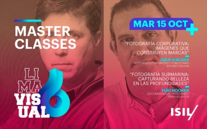 MasterClass | Fotografía y Audiovisual