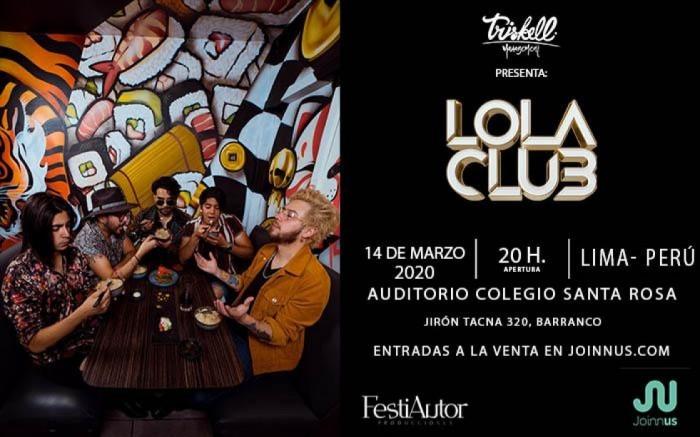 Lola Club en Lima