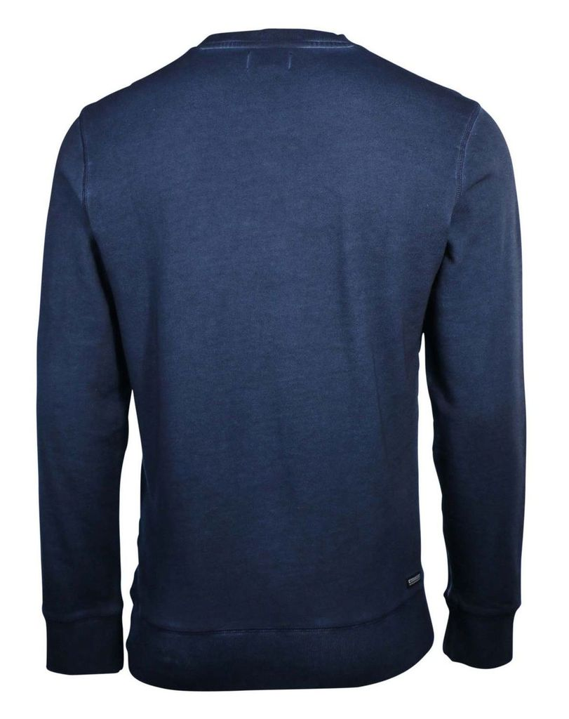 f32f1a520eaf 3322 - Converse Mens Nomad Patch Marble Crew Sweatshirt NAVY  2_zpstbtvpxi0.jpg