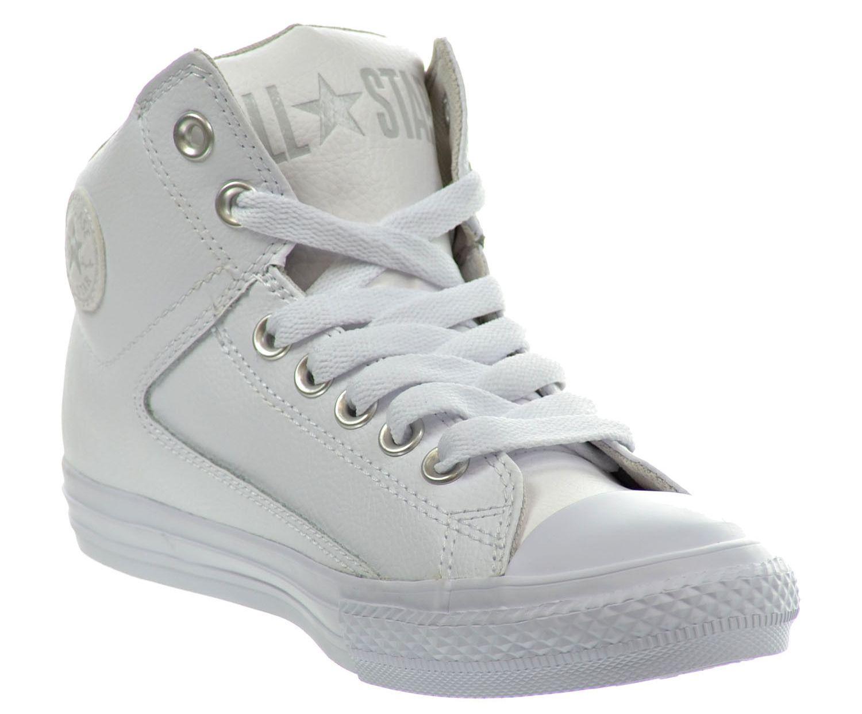 1a7e507358ee8e Converse Chuck Taylor All Star High Street Hi Kid s Shoes White 1.jpg