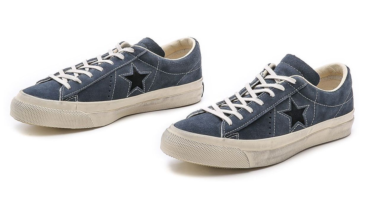 RARE NEW Converse by John Varvatos Men Sneaker One Star Ox Storm ... 50be49a5a