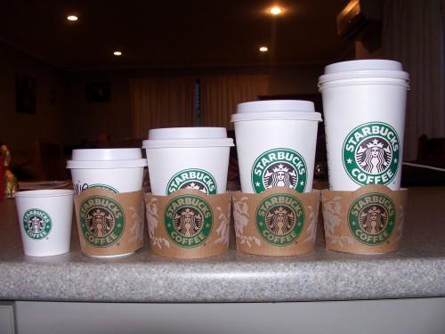 Venti Trenta From What Language Did Starbucks Name Sizes