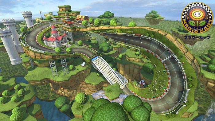 マリオカート8_マリオサーキット