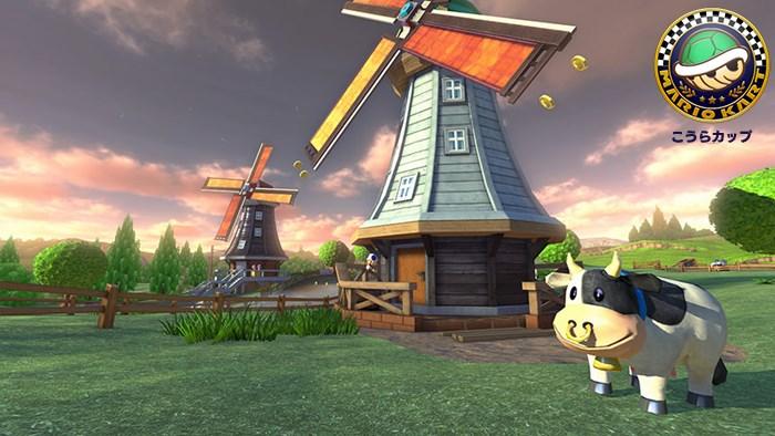 マリオカート8_Wiiモーモーカントリー