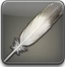 シルバーチョコボの羽根_FF14