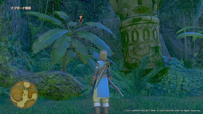 ドラクエ11_ナプガーナ密林2