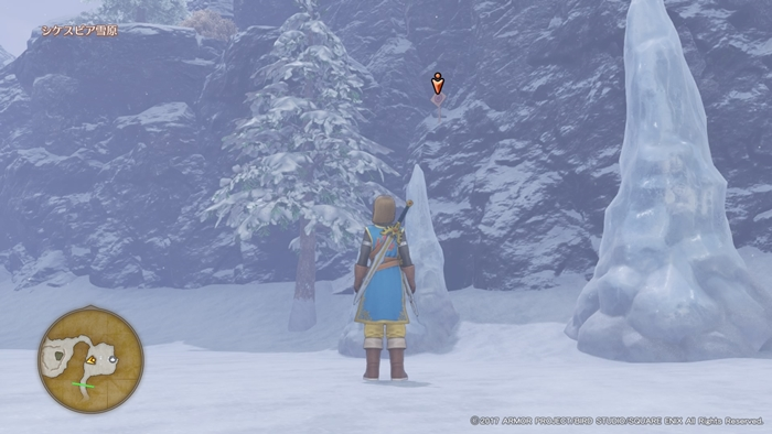 ドラクエ11_シスケピア雪原5