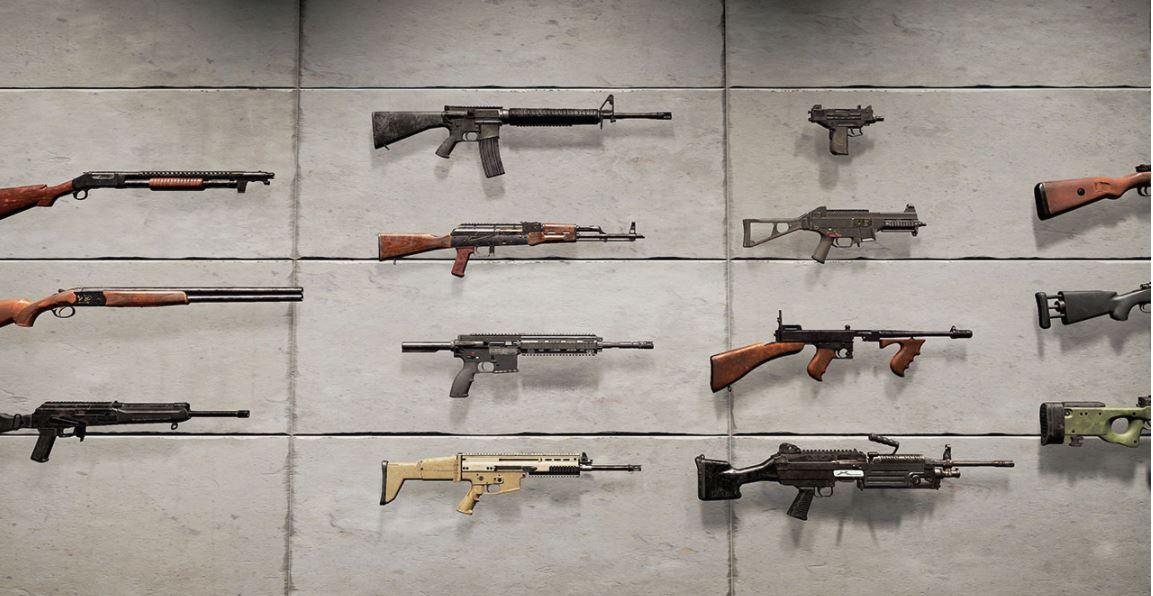 PUBG_weapon