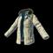 pubg skin Padded Jacket (Beige)