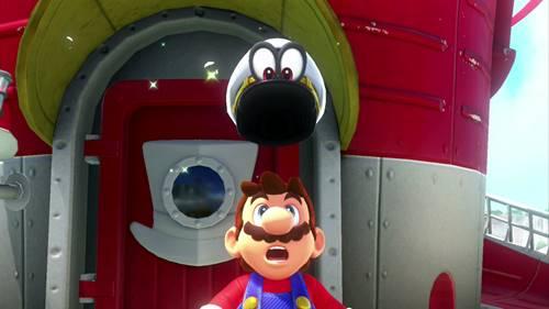 スーパーマリオオデッセイ-マリオの魅力