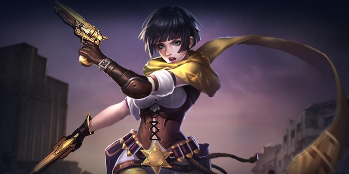 Arena of Valor Violet