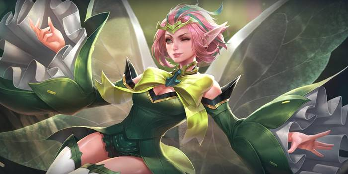 Arena of Valor Krixi