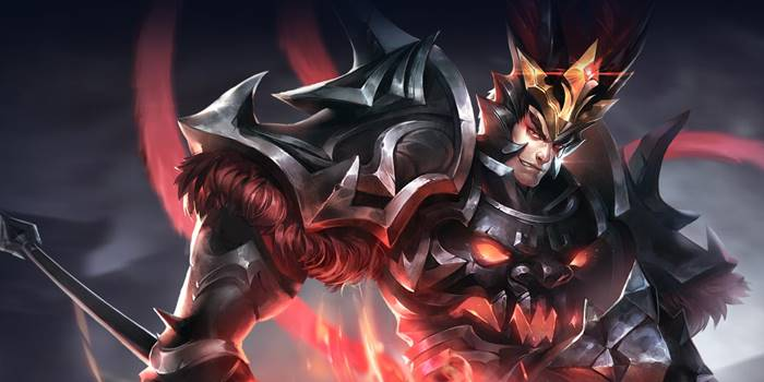 Arena of Valor Lu Bu