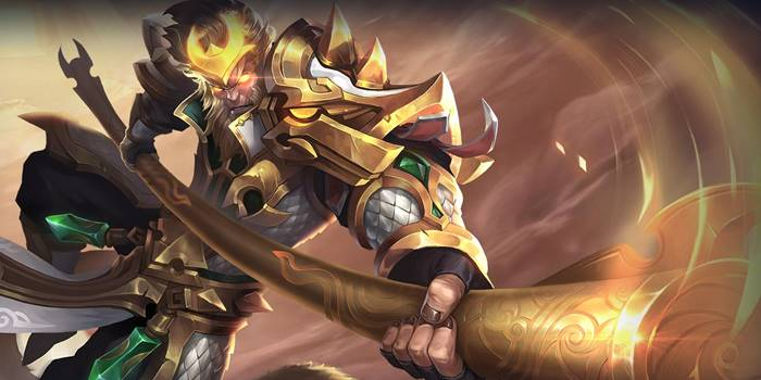 Arena Of Valor Wukong