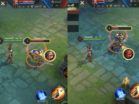 Arena of Valor Calculate Damage 2