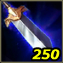 Arena of Valor short sword