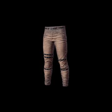 PUBG_Jeans-Tan