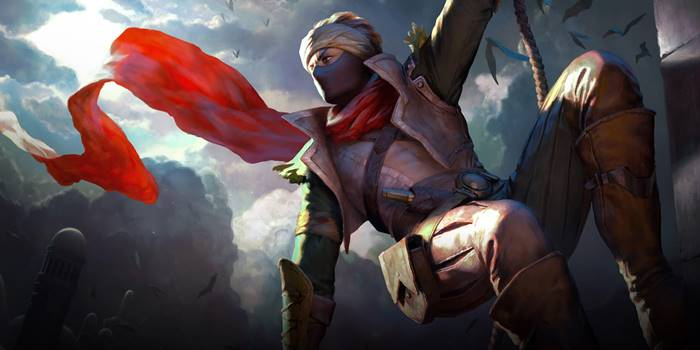 Arena of Valor Murad