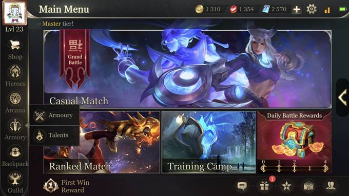 Arena of Valor-AOV-レビュー-評価