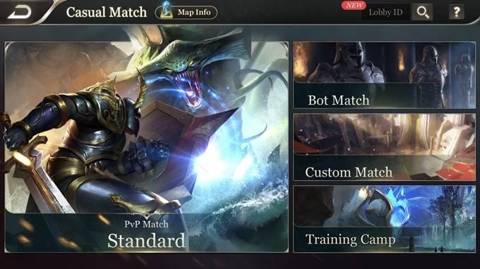 Arena of Valor-4/9アップデート