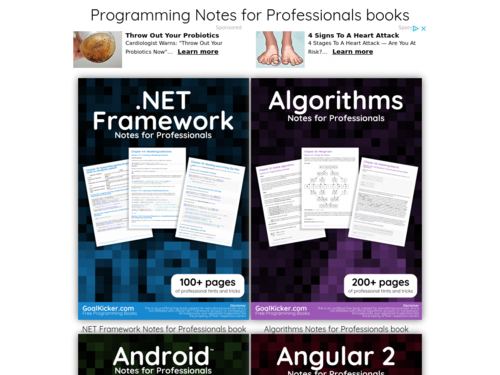 Image for: Free Programming Books