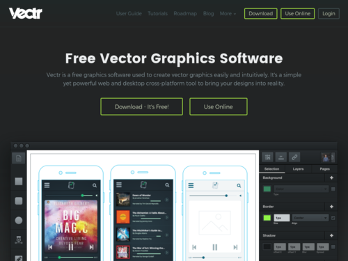 Image for: Free Online SVG Editor