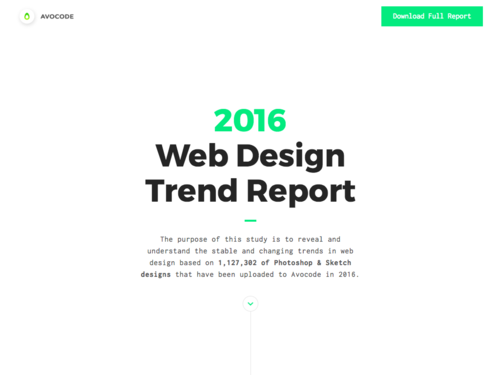 Image for: 2016 Web Design Trend Report