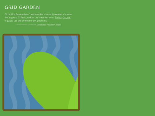 Image for: An Interactive Game to Learn CSS Grid
