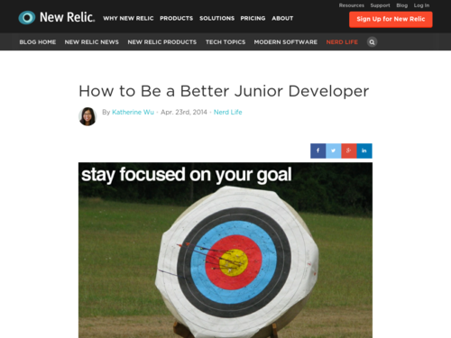 Image for: How to Be a Better Junior Developer
