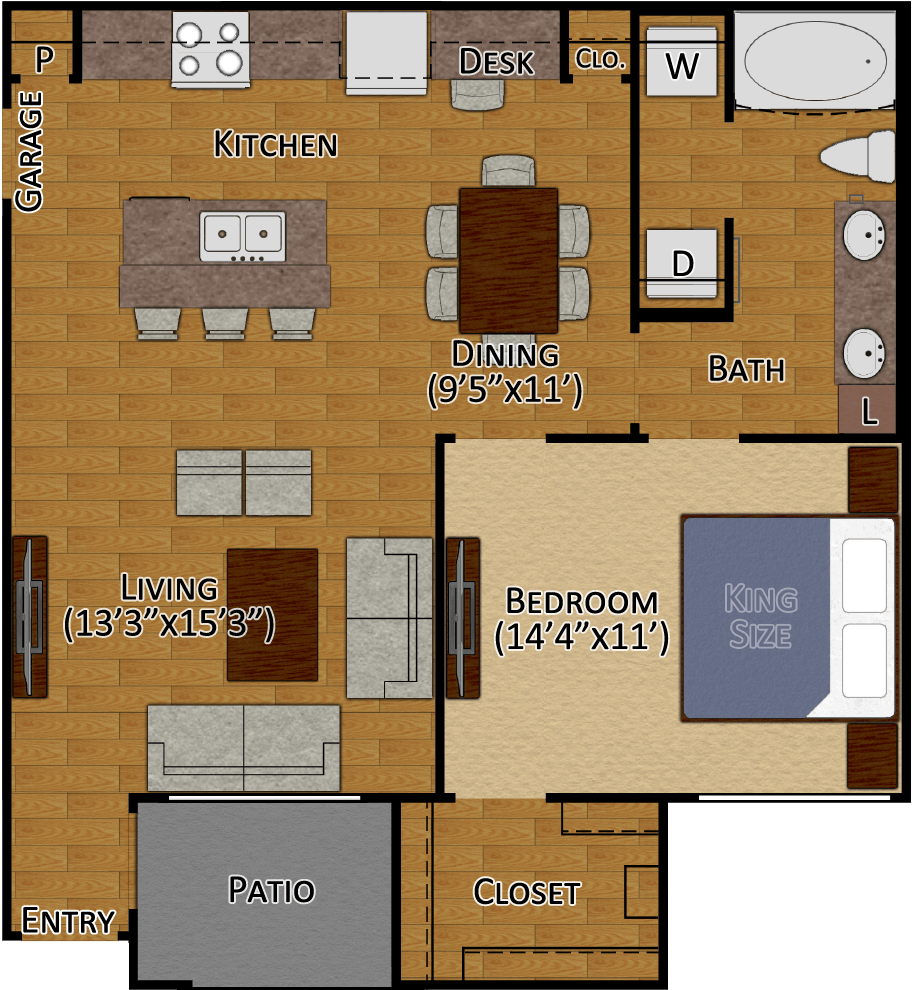 Brittmore Layout