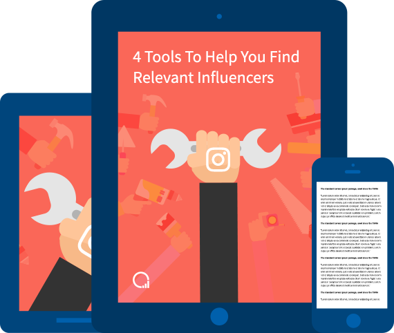 4 Tools To Help You Find Relevant Influencers