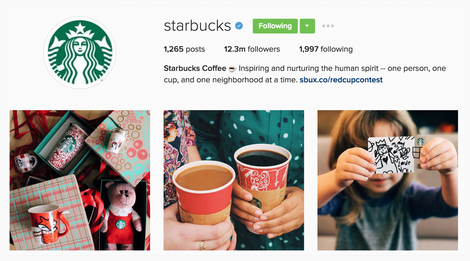 The Best Instagram Bio Ideas - The Starbucks Effect