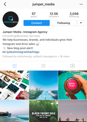 Best Instagram Bios: Tips for Marketers & Brands