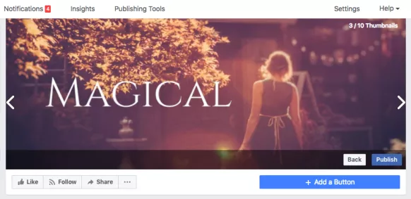 How to Add a Facebook Cover Video (plus specs & sizes)