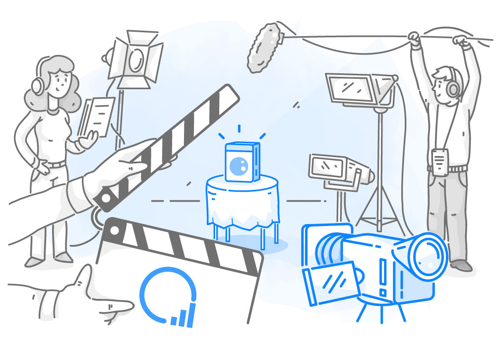 Product Demo Video Production Services