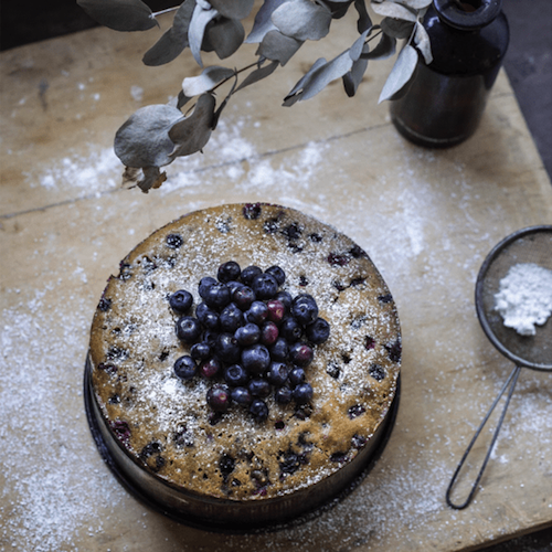 Unfiltered Blueberry Cake | Edit Instagram Pics Like a Pro | Jumper Media