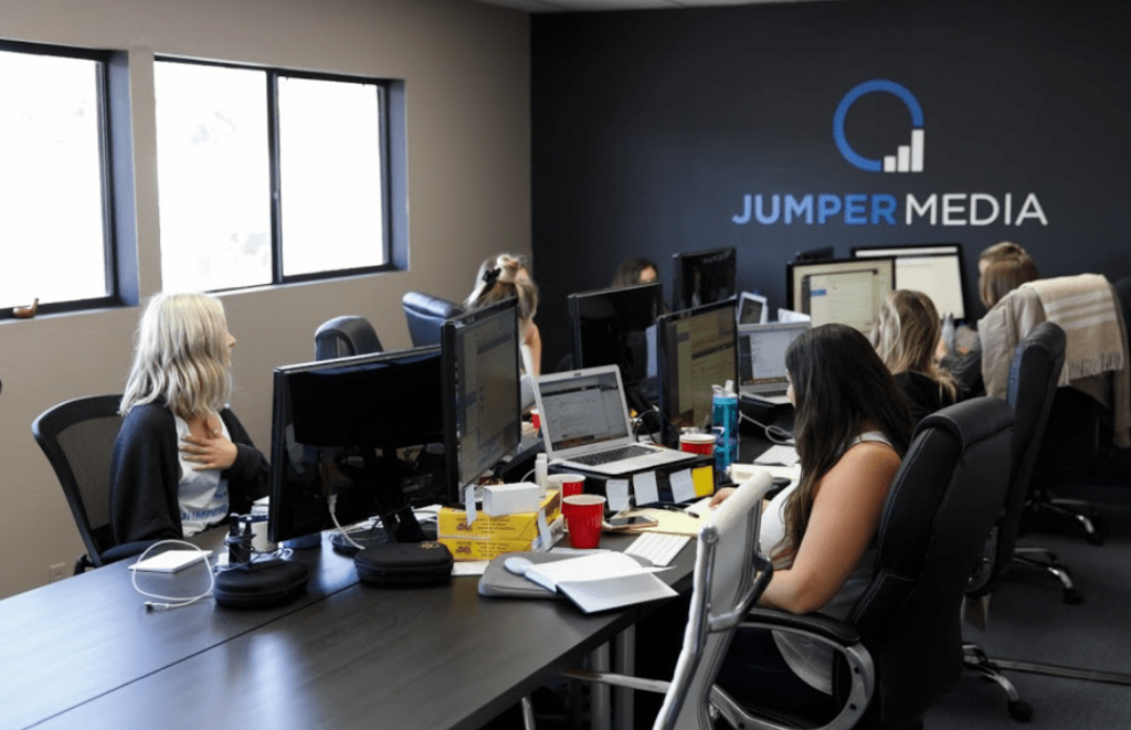Jumper Media Social Media Marketing Team